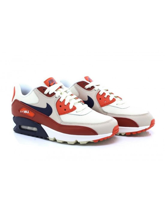 newest collection 47c34 eeedc Nike Air Max 90 Essential Men s Trainers AJ1285-600 Mars Stone Obsidian