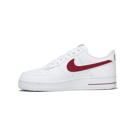 nike air force 1 blanche et rouge