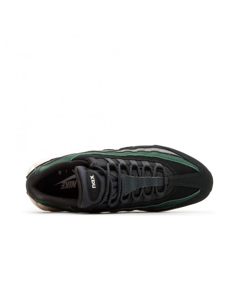 d5394b72ea Nike Mens Air Max 95 Essential Outdoor Green Sail Trainers