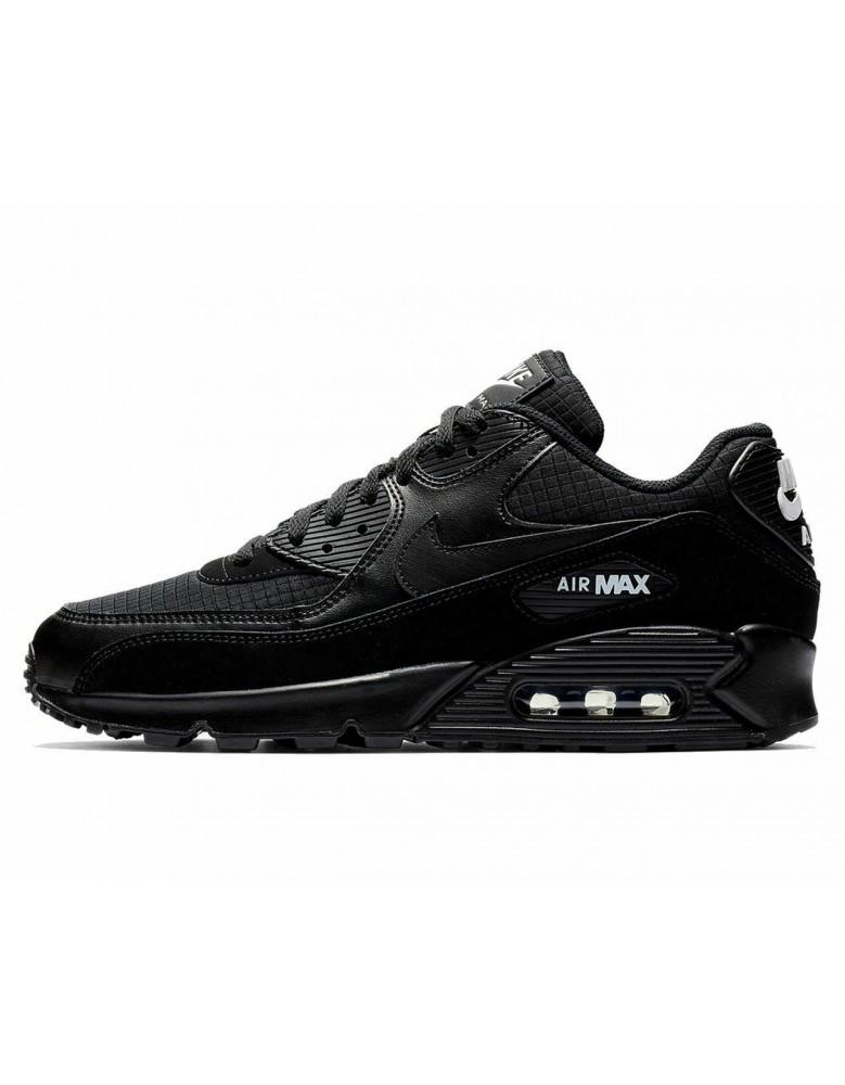 Mens Nike Air Max 90 Essential AJ1285 019 Triple Black