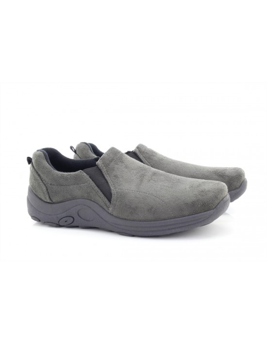 Street feet Unisex Twin Gusset Jungle Casual Shoes Grey