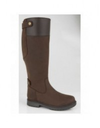 WOODLAND 'HARPER' L257 Back Zip Gusset Country Riding Boots