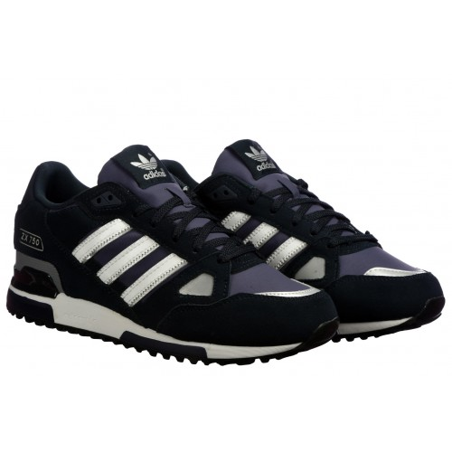 pretty nice cf623 18740 Adidas ORIGINALS ZX 750 Mens Trainers Running Shoes Navy Sneakers UK Size  7-11