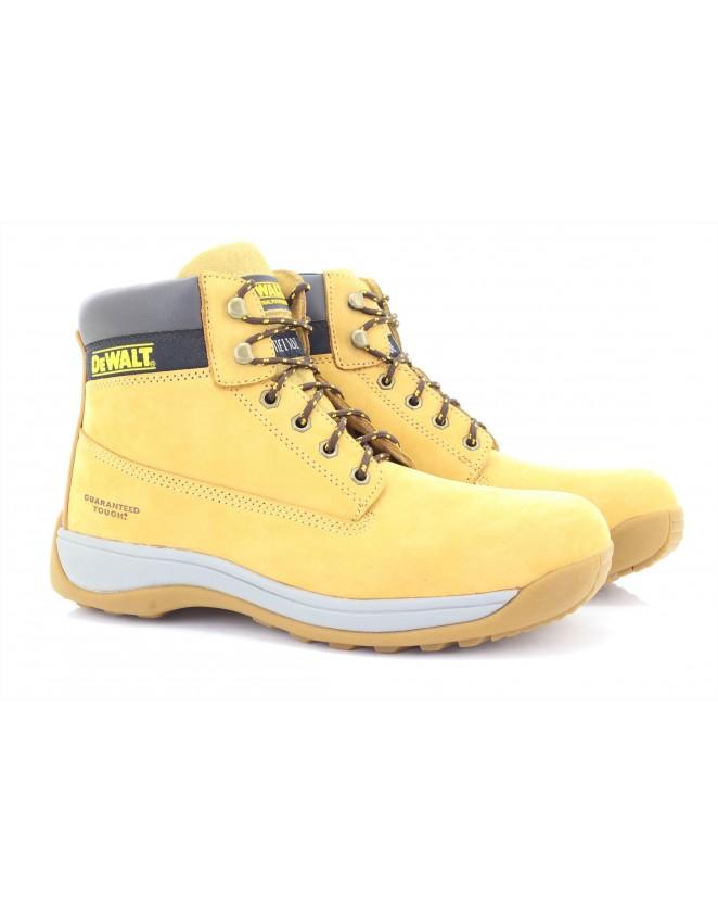 9ec7d153887 DeWalt Apprentice 8' Hiker Steel Toe Safety Toe Cap Industrial Safety Boots  - ShuCentre