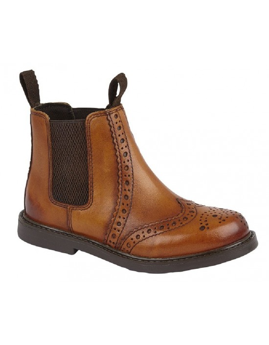 childs-boys-shoes-roamers-twin-gusset-ankle-boot