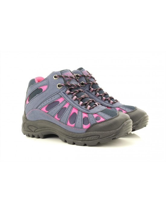 Catesby Grassmere Ladies 6 Eyelet Lace Up Trek and Trail Boots