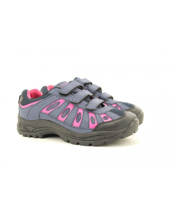 Catesby ASCEND Ladies 3 Touch Fastening Trekking Trainer Shoes