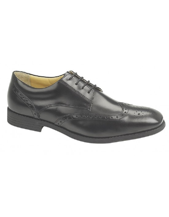 Tredflex TF4193 Leather Mens Gibson Smart Shoes