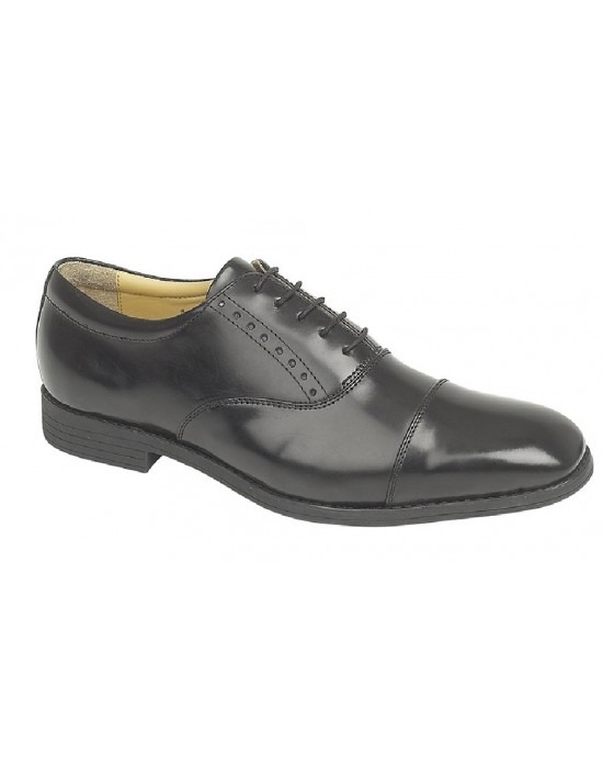 Tredflex TF4204 Capped Oxford Gibson Classic Comfort System Shoes
