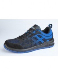 Unisex GRAFTERS M219 Safety Trainer Shoe Steel Safety Toe Cap