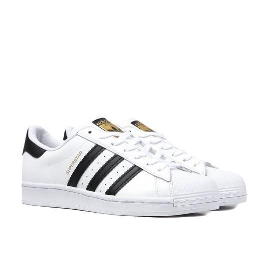 Mens Adidas Originals Superstar White