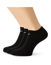 Nike Mens Womens 3 PAIRS Value Pack Ankle Low Trainer Socks