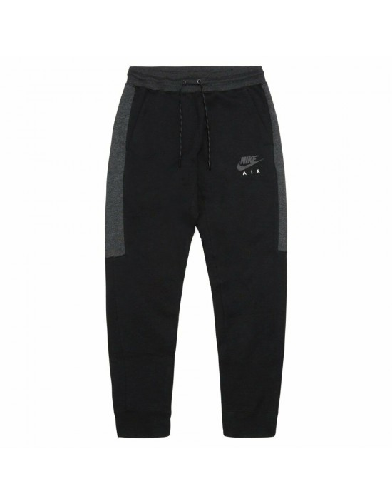 Men's Nike Air Tracksuit Jogger Pants Black Anthracite