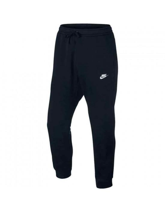 Men's Nike Sportswear Club Joggers Pants Bottoms Cotton Fleece Black Grey Navy