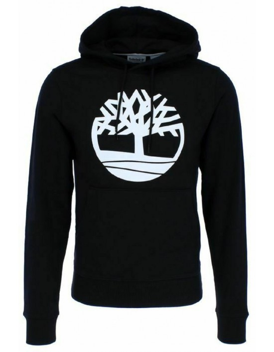 Timberland Core Logo Hoodie Men's Hooded Pullover