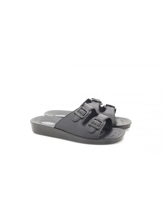 Aerosoft Ladies Sandals Orthopaedic Comfort Sandals All Colours Buckle Style