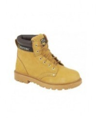 Grafters 'APPRENTICE' 6 Eye Safety Toe Cap Ankle Boots