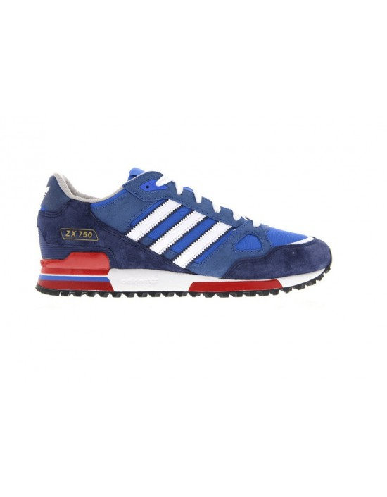 Adidas Originals ZX750 Mens Suede Trainers Sports Running Shoes