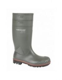 Dunlop ACIFORT W138 Heavy Duty Full Safety' Wellingtons