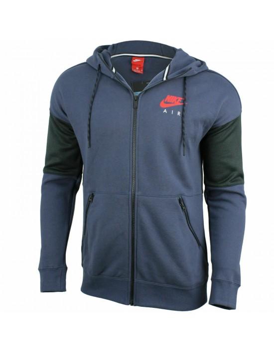 Nike Mens Air Tracksuit Hoodie Joggers Fleece Bottoms Full Zip Hoody Sweatpants