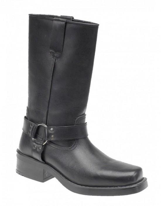 Woodland M156 HARLEY Original High Western Cowboy Ankle Boots