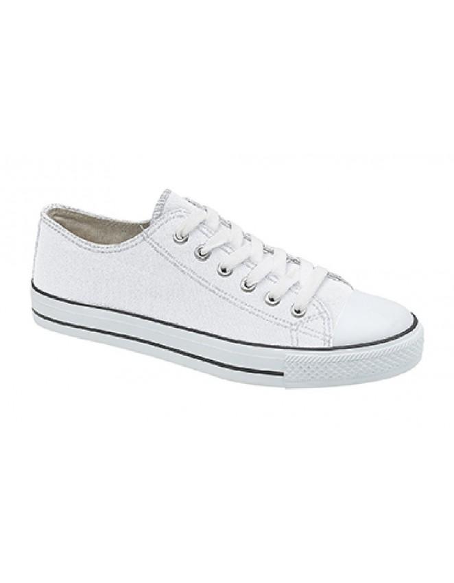 dek lace up rubber front summer canvas shoes shucentre