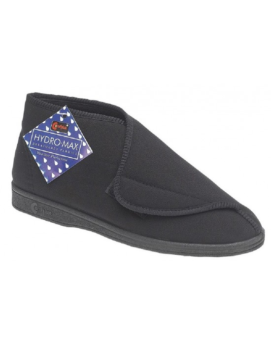 mens-bootee-slippers-comfylux-ken--textile-boots
