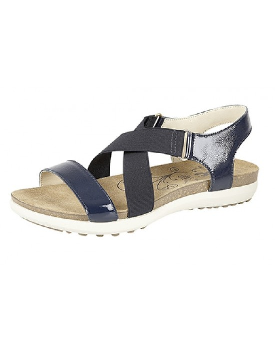 IMAC Elasticated Strap Open Toe Summer Sandals