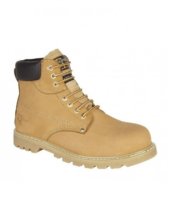 Mens GRAFTERS Industrial Padded Safety Boots