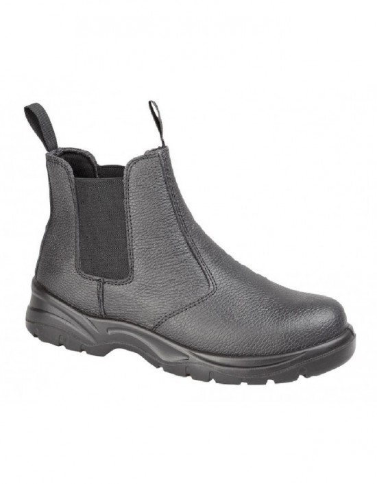 Mens Grafters Industrial Chelsea Safety Boots