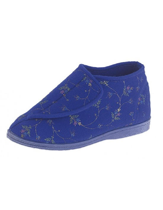 ladies-bootee-slippers-sleepers-norma--textile-boots