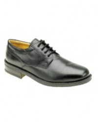 Roamers M234 Leather Flexible Plain Welt Classic Gibson Oxford Padded Shoes