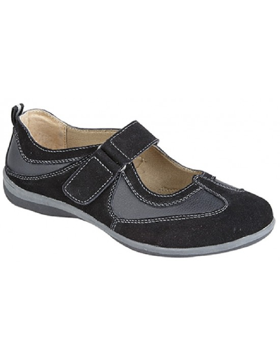 Boulevard Ladies Touch Fastening Summer Sport Casual Shoes