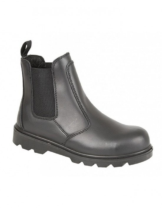 Mens GRAFTERS Fully Composite Non-Metal Safety Dealer Boots