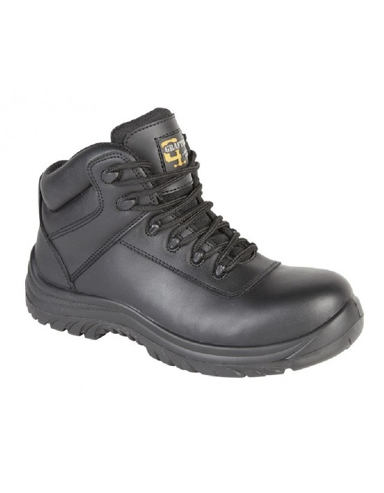 Grafters M466A Fully Composite Non-Metal Safety Hiker Type Ankle Boots
