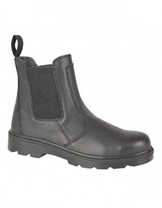 Mens Grafters Industrial Safety Dealer Boots