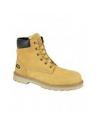 Mens TIMBERLAND HERO PRO 6in Padded Collar Safety Boots