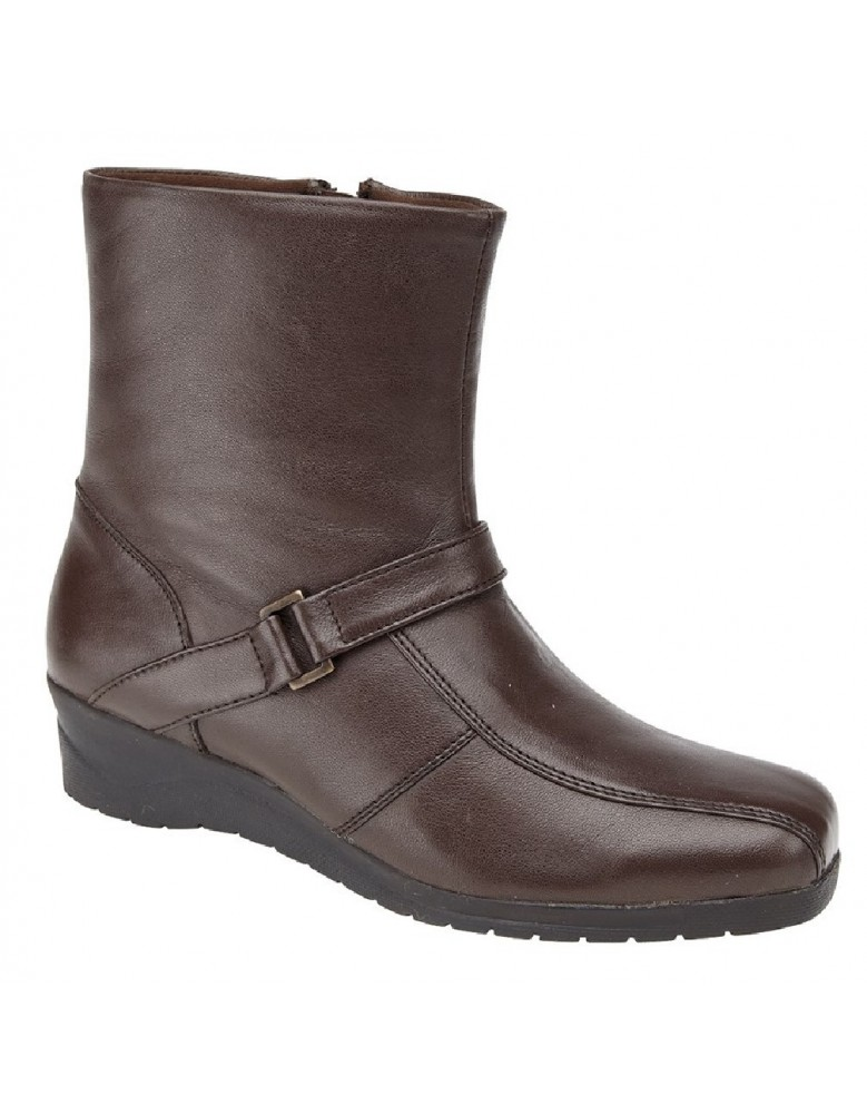 mod comfys inside zip ankle boot softie leather