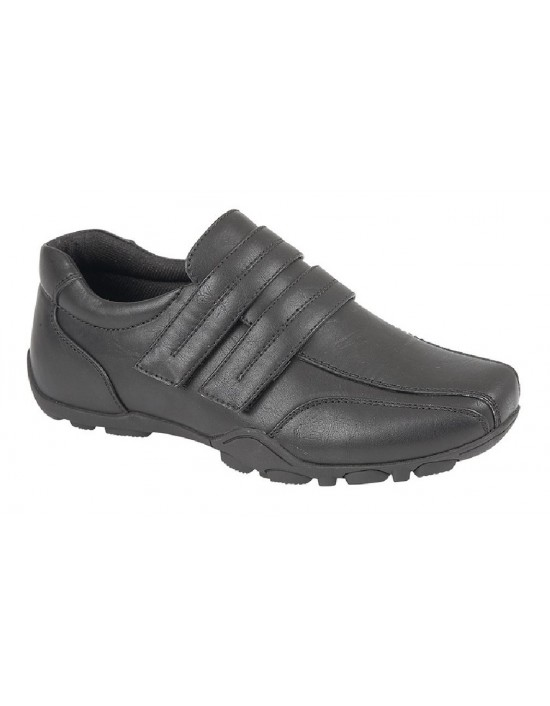 Route21 Ben Boys Twin Touch Fastening Shoes