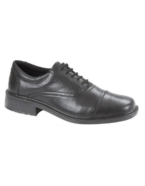 WALKair Leather 5 Eye Capped Oxford Waterproof Membrane Shoes
