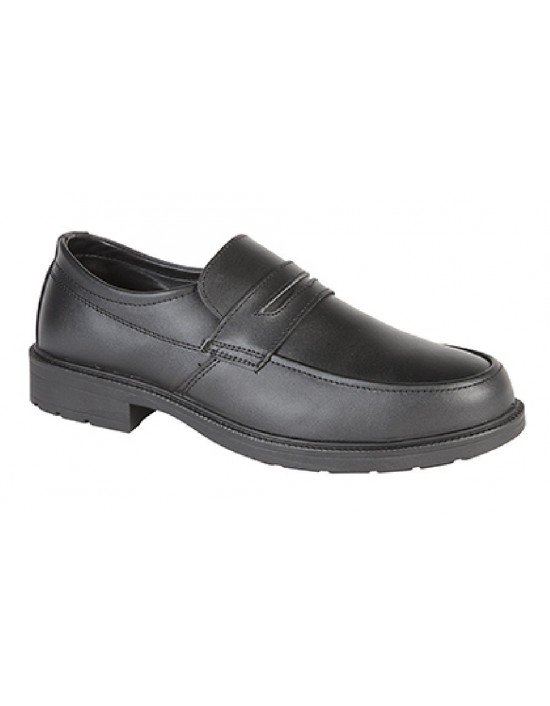 mens grafters managers saddle casual safety shoes shucentre