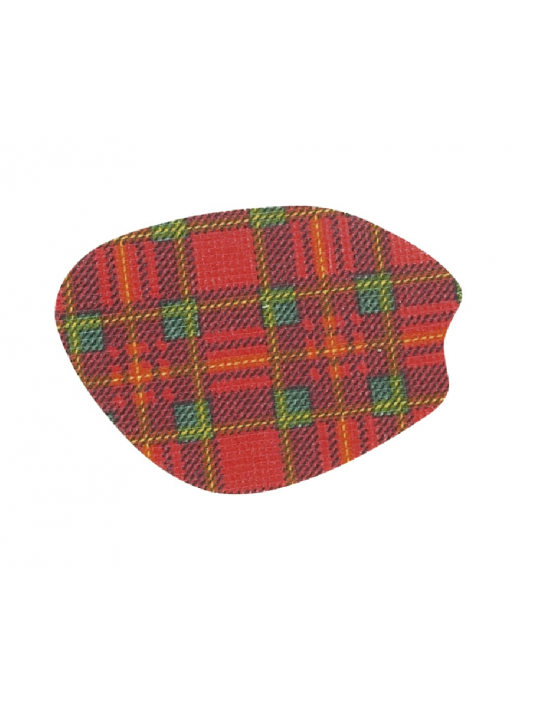 Half Insoles Shoes Boots Courts Fitting New Pad Ladies Comfort Soft Foam Tartan