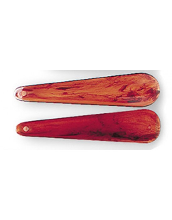 Small 17cm Shoe Horn Mixed Colours Assorted