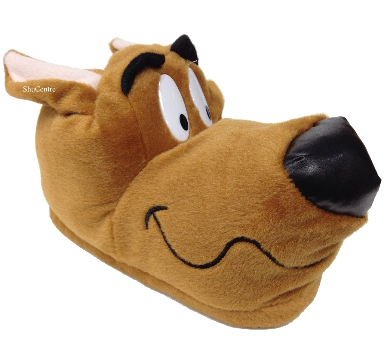 Scooby Doo Novelty Brown Hound Indoor Funny Bedroom Slippers Adults Ki