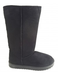 Ladies Ugg Snugg Style Warm Fur Lined Winter Boots