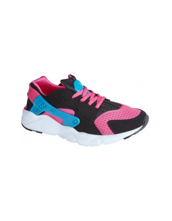Ladies Air Rache Lace Up Fashion Gym Sport Casual Trainers