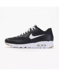 Mens Black Nike Air Max 90 Ultra Essential 819474010 Elegant Appearance