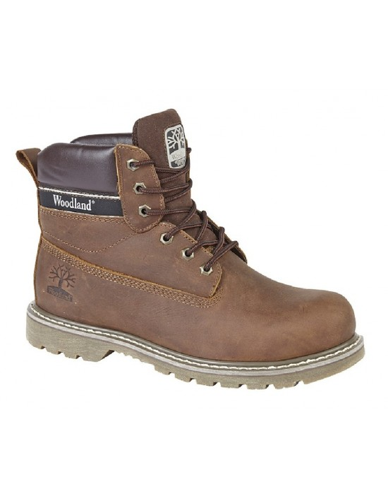 Woodland M905 Mens Fashion Boots Leather Utility Boots