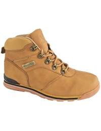 Glensdale 'Storm' Unisex Honey Timbo Style Hiking Casual Lace Up Walking Boots
