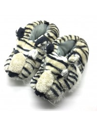 Unisex Tiger Lion Animal Novelty Funny Slippers Size UK3 to UK14